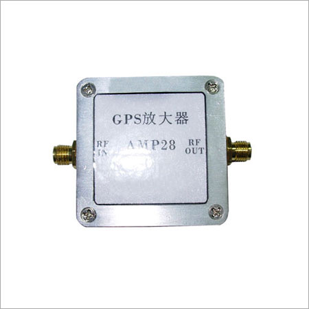Low Noise GPS Amplifier