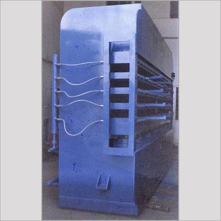 Precured Tread Rubber Hydraulic Press 'C' Type