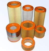 Round Type Automotive Filters