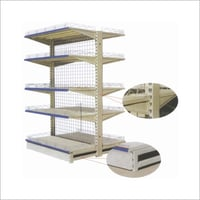 Wire Mesh Industrial Shelving