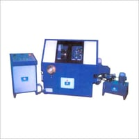FULLY AUTO CYCLE BORE CUM TRACK GRINDING MACHINE
