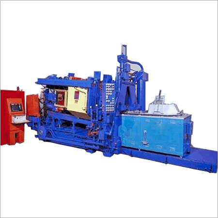 Pressure Die Casting Machine  - Hot Chamber