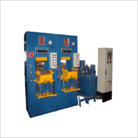 Rubber Compression Transfer Moulding Press