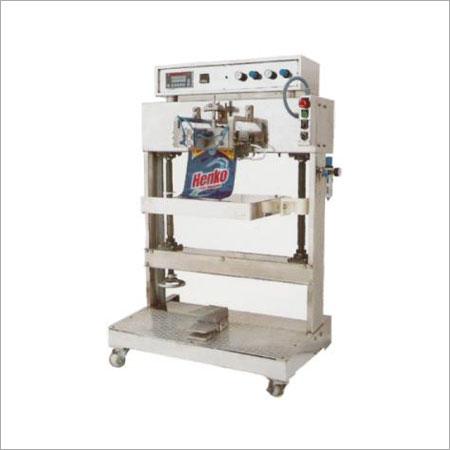 Semi Automatic Vacuum Nitrogen Flushing And Sealing Machine