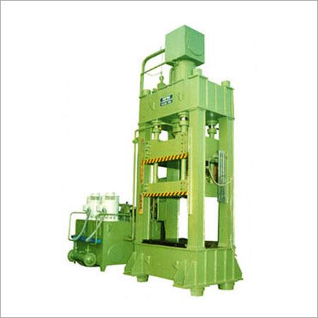 Column Type Hydraulic Press
