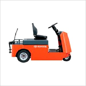 Electric Powered Towing Tractor