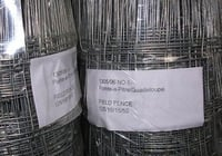 Steel Wire Mesh Knotted Field Fence