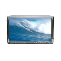 Touch Screen Double Din Car Dvd Player