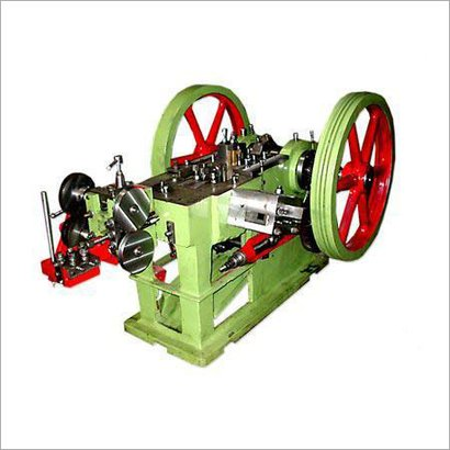 Green Automatic Cold Heading Machine