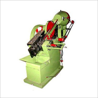 Green Automatic Cold Thread Rolling Machine