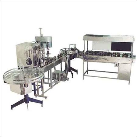 Automatic Multi Head Liquid Filling Machine at Best Price in Mumbai,  Maharashtra | GRACE ENGINEERS
