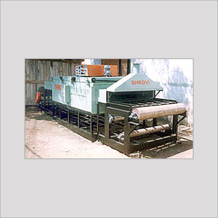 Conveyorised Tempering Furnace