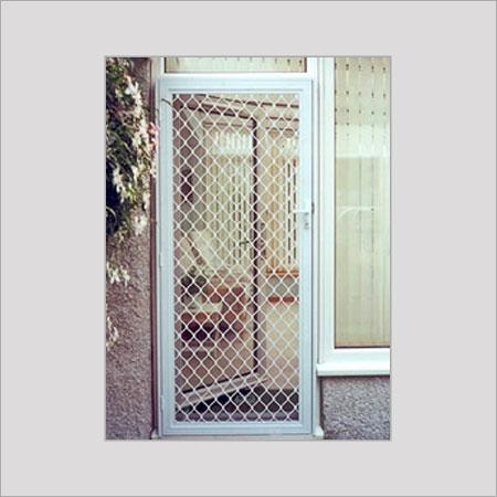 Safety Doors Grill in Raipur, Chhattisgarh - KESRI METAL LIMITED on