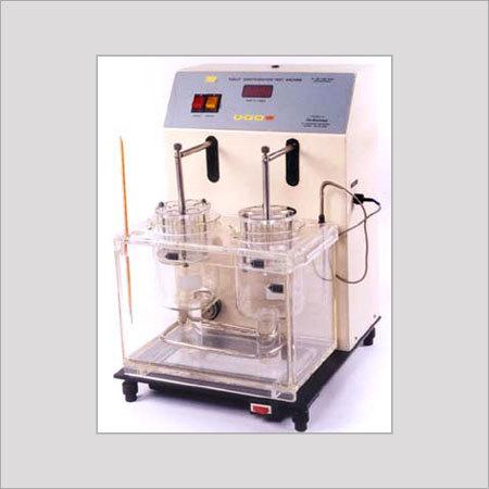 Microprocessor Based Tablet Disintegration Machine