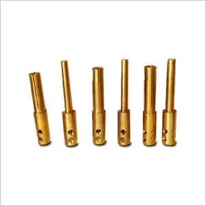 Electrical Brass Switch Socket Pins