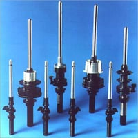 High Precision Textile Spinning Spindles