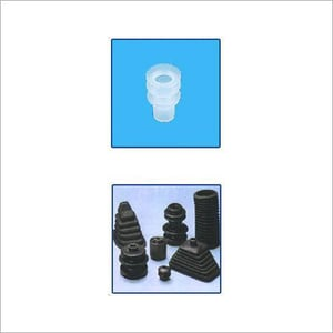 Moulded Rubber Bellow