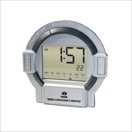 Promotional LCD Alarm Clock