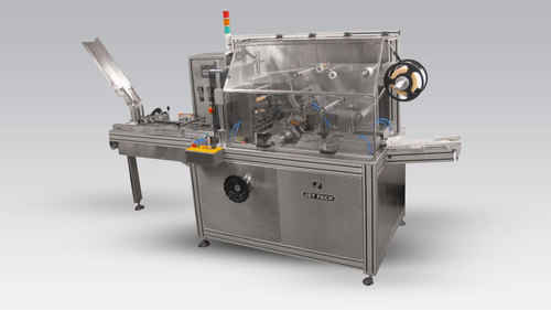 Automatic Carton Over Wrapping Machine (Jet-100c Ow)