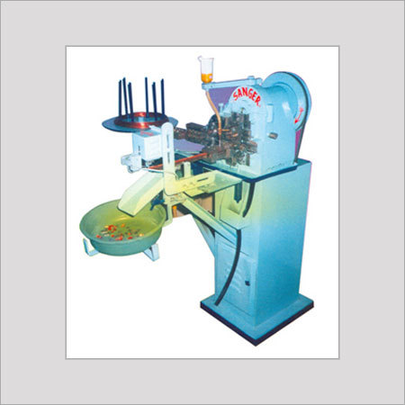 Automatic Staple Pin Machine