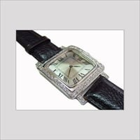 DIAMOND FRAME WATCH