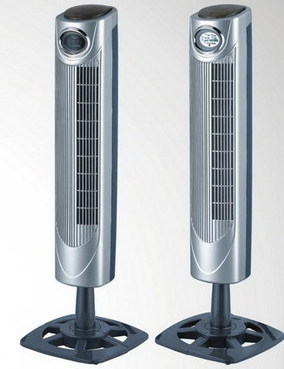 Various Colors Are Available Stand Fan With Low Noise