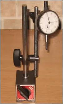 Industrial Magnet Dial Stand