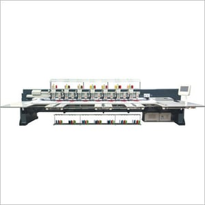 Taping Mixed Embroidery Machine