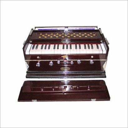 Various Colors Are Available Light Weight Harmonium
