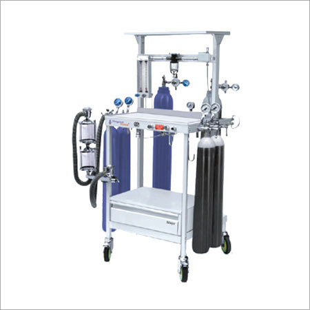 Portable Anesthesia Machine  Suitable For: Hospitals And Clinics
