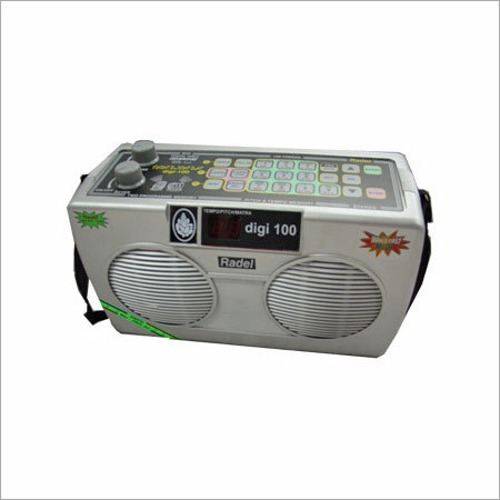 Various Colors Are Available Taal Tarang (Electronic Tabla)