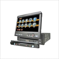 7 inch Indash Car DVD Player