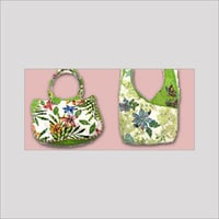 Designer Embroidered Fashion Bags