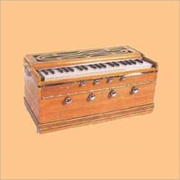 Light Weight Teak Wood Harmonium