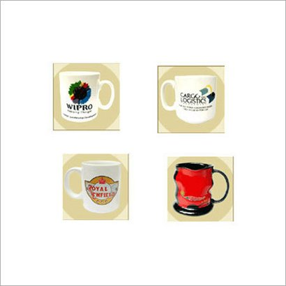 Various Colors Are Available Plain And Printed Promotional Mugs