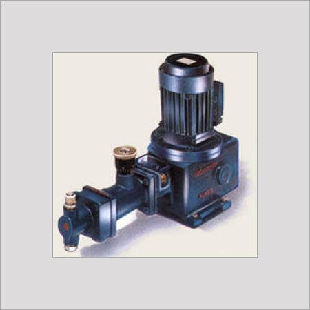 Variable Flow Plunger Pump