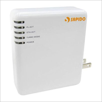 85Mbps Mini Powerline Ethernet Adapter