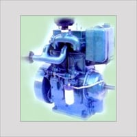 Water Cooled High Speed Double Cylinder Diesel Engine