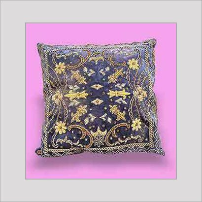 Various Colors Are Available Designer Embroidered Cushion Covers