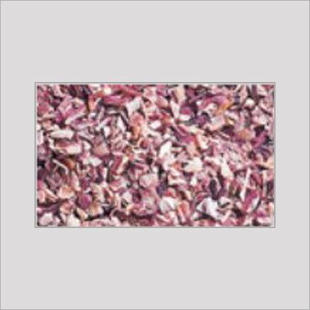 Red Minced Dehydrated Onion Powder
