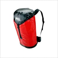 Black And Red Large Capacity Backpack