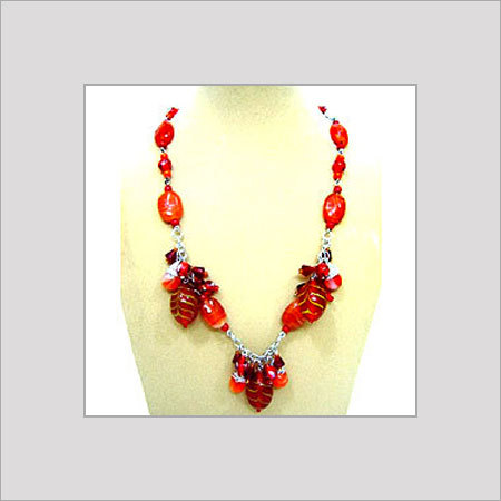 Glass Beads Necklaces