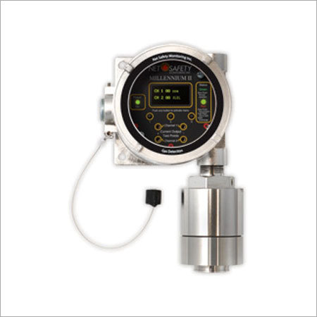 SINGLE CHANNEL COMBUSTIBLE GAS DETECTOR