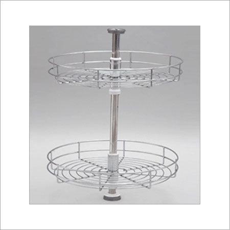 Round Kitchen Carousel