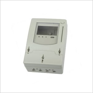 Single Phase Prepayment Electric Meter Case