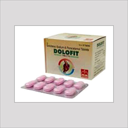 Dolofit Tablets