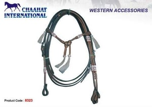 Exclusive Western Horse Headstall Bridle