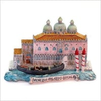 Polyresin Miniature Building Gift
