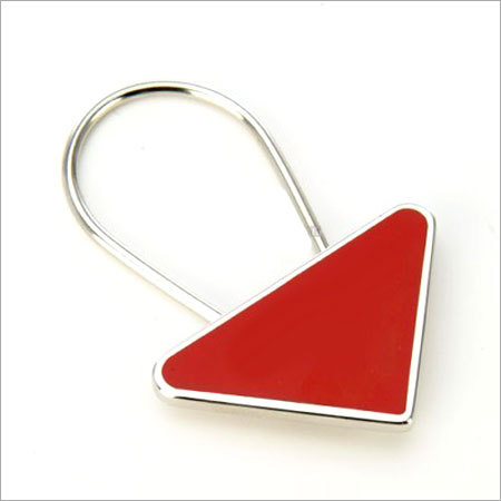 Customized Designer Metal Keychain