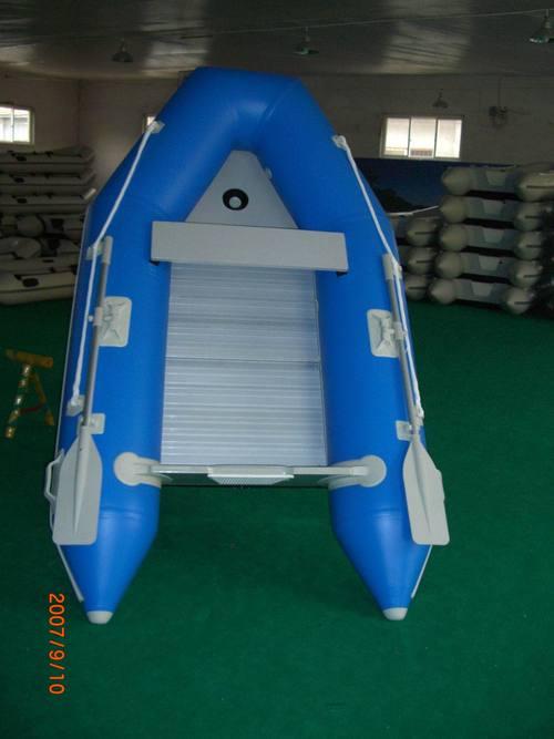 9 Seater Inflatable Aluminium Boat